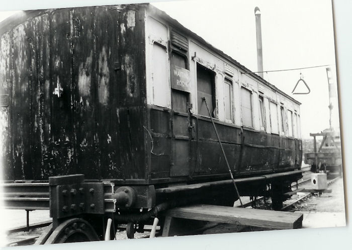 Great Eastern Railway No 37, WW2, Blackwall Goods (John Waitling/GER Society)